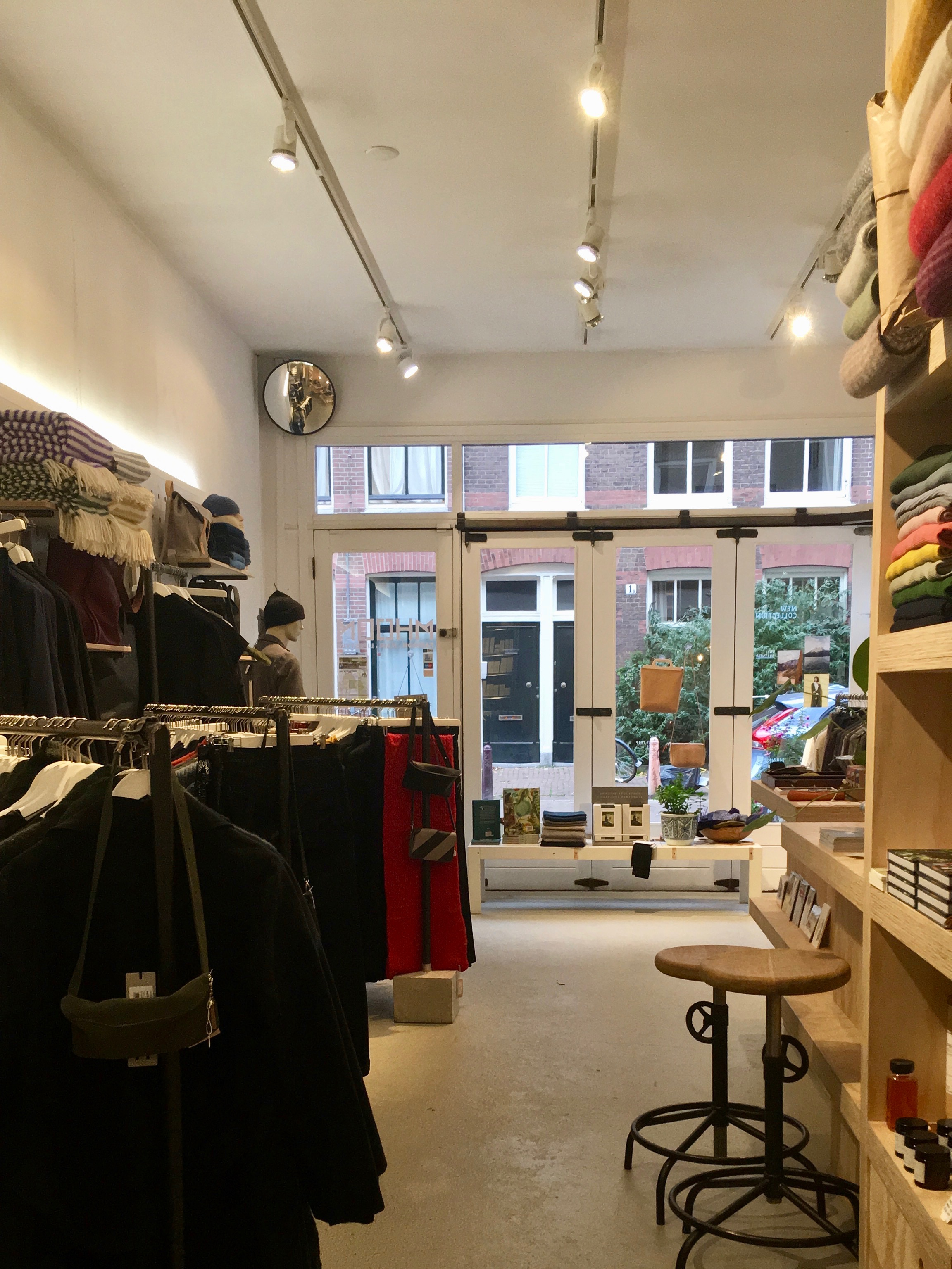 Fair Fashion Stores - Eco Fashion Stores - City Guide to Amsterdam